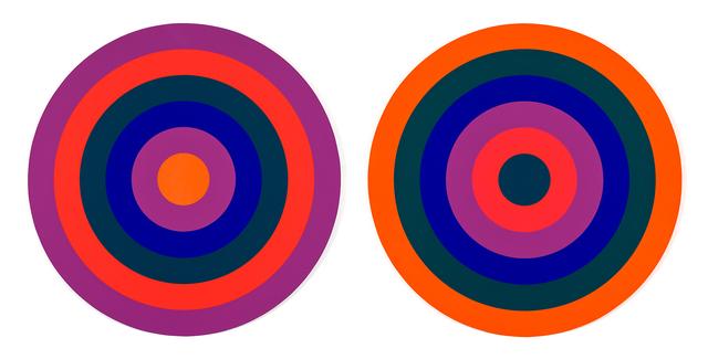 , 'Double 66,' 1969, Art Mûr
