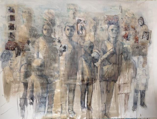 , 'Children,' 2014, Galerie Brigitte Schenk