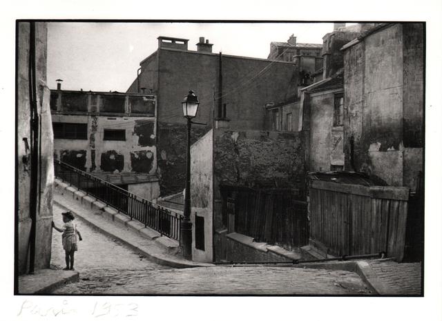 , 'Paris,' 1953, Atlas Gallery