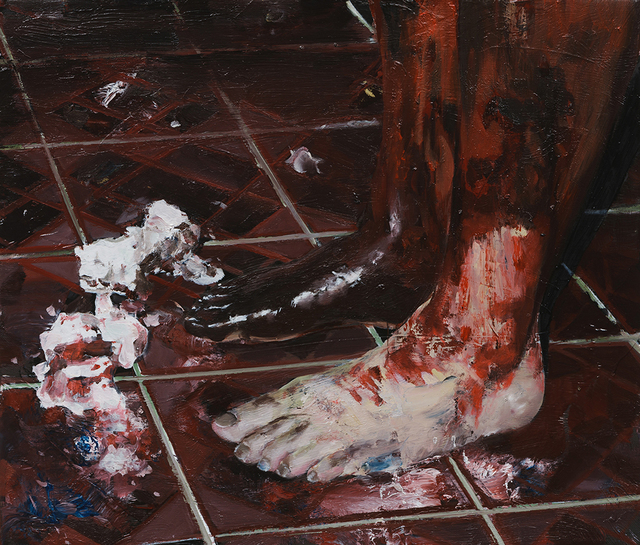 , 'Left Foot,' 2015, Johyun Gallery