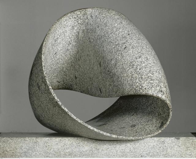 , 'Unendliche Schleife,' 1960, Kunstmuseum Basel