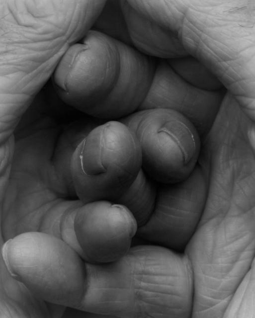 , 'Interlocking Fingers 17,' 2000, Galerie Nordenhake