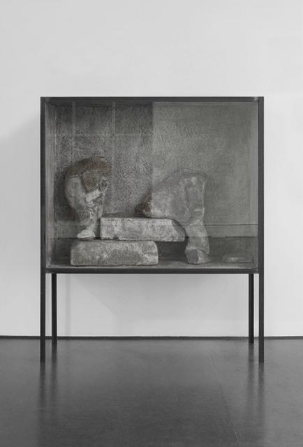 , 'Excavation of the Future,' 2015, Galerie Laurence Bernard