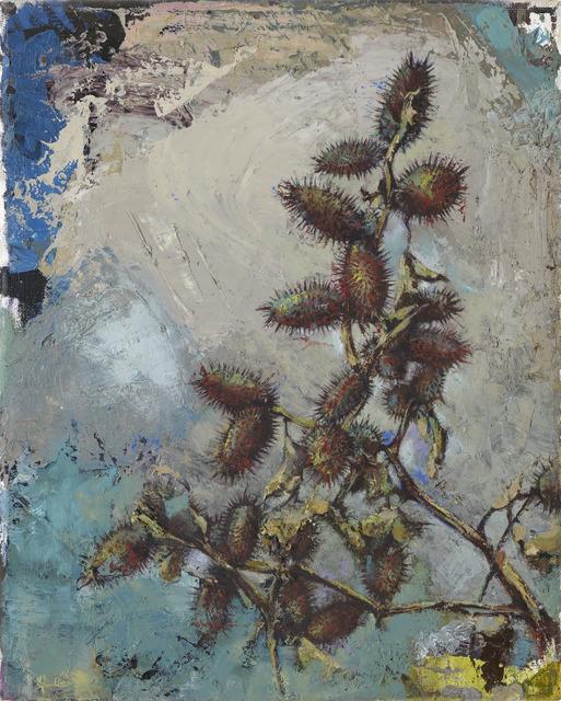Katrin Brause a.k.a. Heichel, 'BB X', 2018, Painting, Oil on canvas, Josef Filipp Galerie