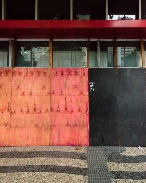 , 'Sem título #30 - da série Mitigação sem impacto (Convite à pintura) [Untitled #30 - from the series Mitigation without impact (Invitation to painting) ,' 2013, Portas Vilaseca Galeria