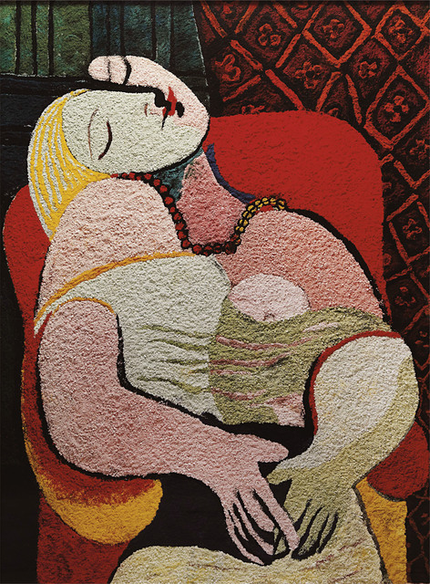 , 'The Dream, After Picasso,' 2007, Edwynn Houk Gallery