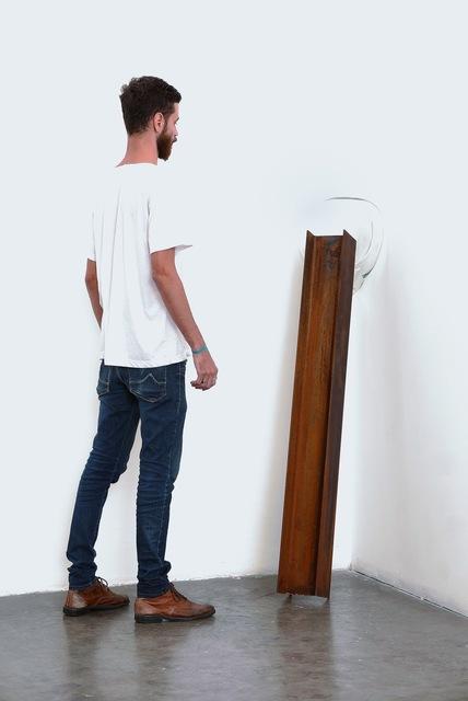 , 'Situação de canto #2 (Corner's situation #2),' 2016, Baró Galeria