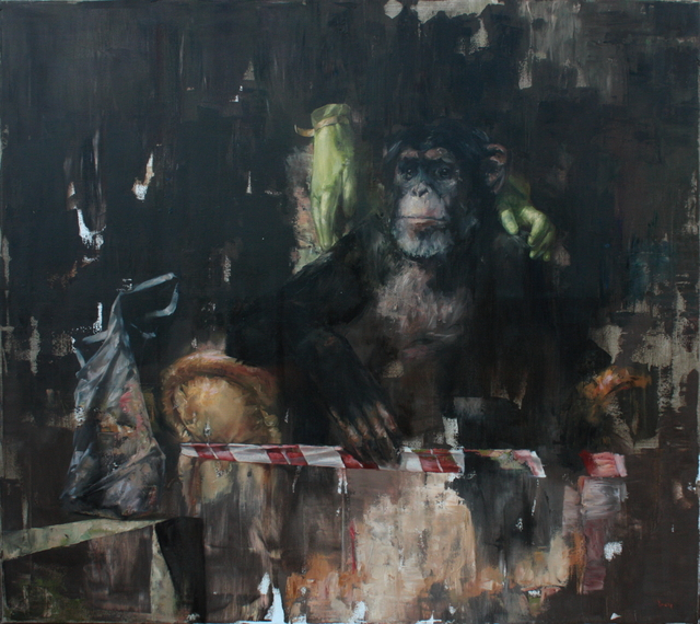 , 'Quarantine,' 2018, Léna & Roselli Gallery