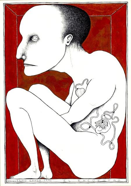 , 'El Encuentro,' 1996, Isabel Croxatto Galería