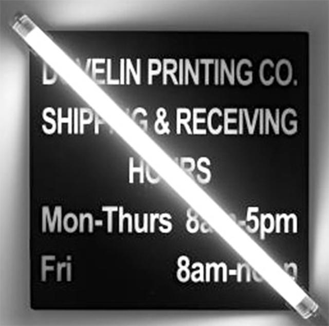 , 'Dovelin Printing Co,' 2008, Isabel Aninat