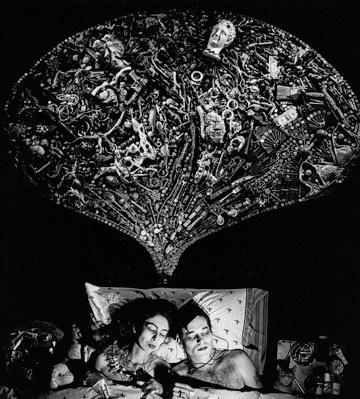 , 'Intercourse of Dreams,' 1985, Espacio Mínimo