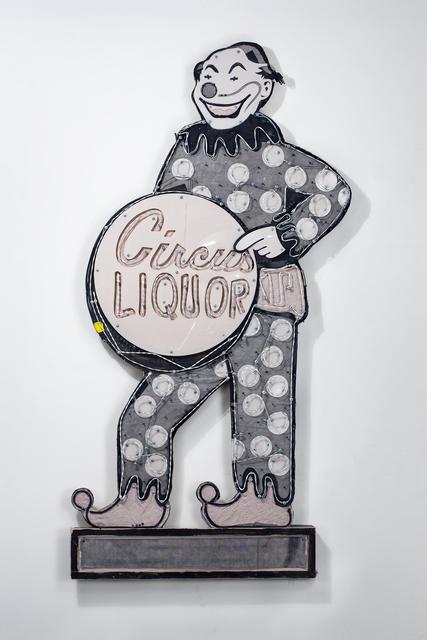 , 'The Circus Liquor,' 2018, Steve Turner