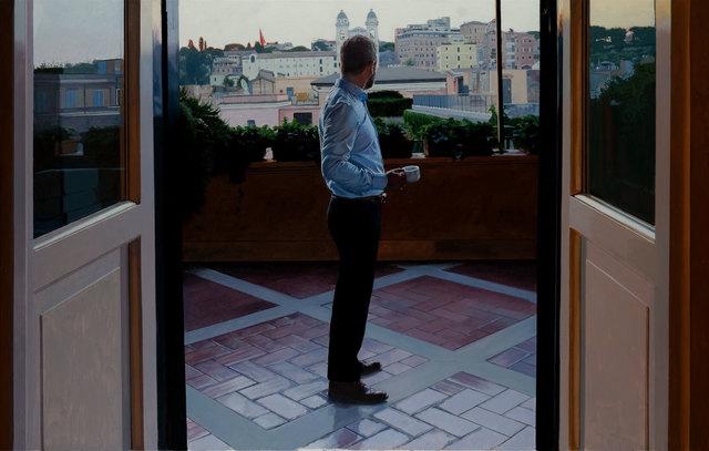 , 'Rome, First Light,' 2017, Pontone Gallery