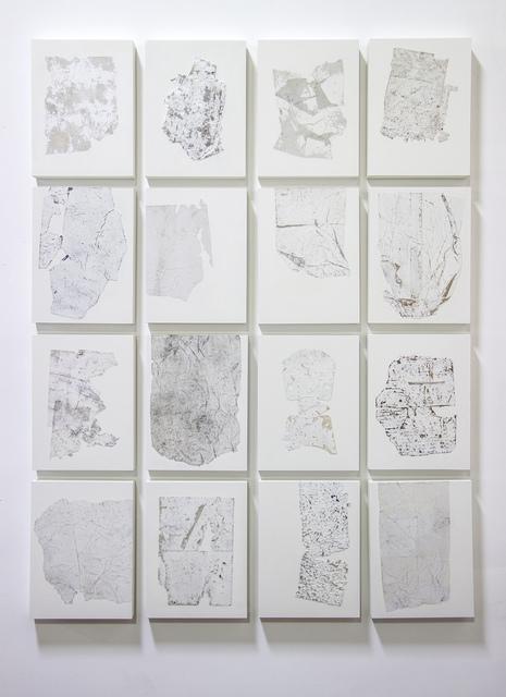, 'Fragmentation Installation Series Grouping 1,' 2018, Paradigm Gallery + Studio