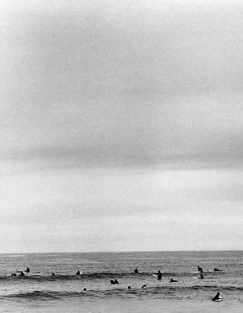 , 'Waiting, Ditch Plains, Montauk, New York ,' 2002, Winston Wächter Fine Art