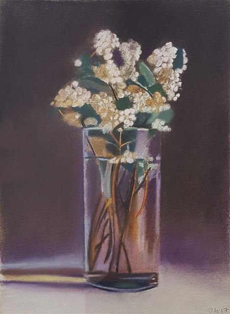 , 'Snowberries,' 2017, Craig Krull Gallery