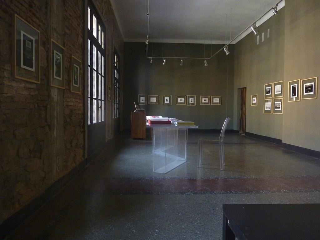 Bernard Plossu exhibition at galerie 127
