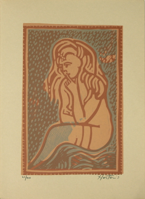 , 'Boudoir Thoughts,' (Date unknown), ArtWise