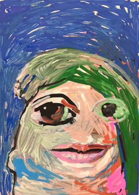 , 'Green Arm Hug,' 2016, HATHAWAY | Contemporary Gallery