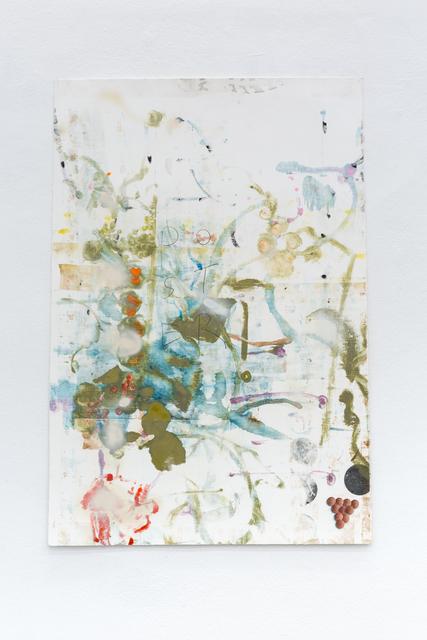 , 'poster,' 2017, Christine König Galerie