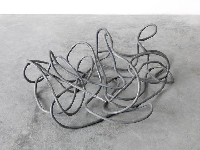 , 'Percorso Neuronale, liquida gravità,' 2013, P420