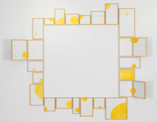 , 'Adventures of the yellow ball,' 2018, Sanatorium