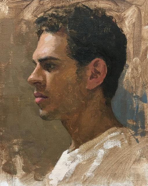 "Sean Cheetham, '""Giuseppe 4""', 2017, Maxwell Alexander Gallery"