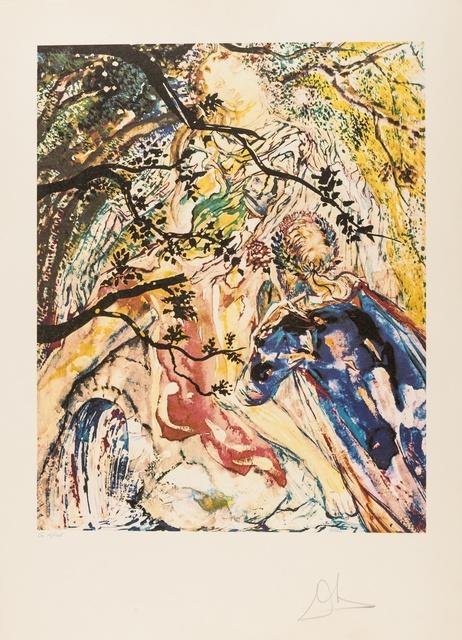 Salvador Dalí, 'Lancelot and Guinevere (Field 79-7B; M&L 1565g)', 1979, Forum Auctions