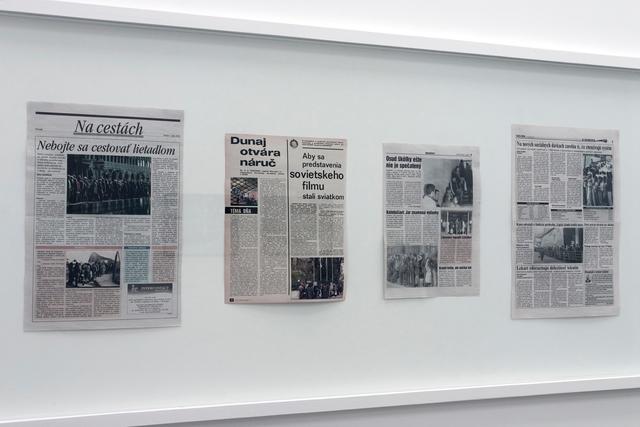 , 'Awaiting Enacted II,' 2003, Galerie Martin Janda