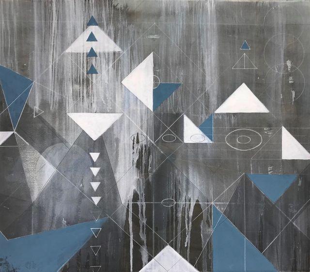 , 'Study #1,' 2017, Tayloe Piggott Gallery