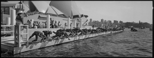 , 'Men's Triathlon. Sydney, Australia.,' 2000, Anastasia Photo