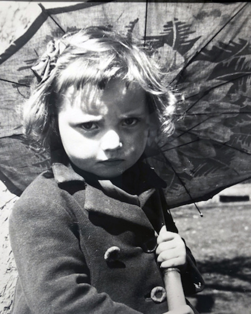 Vivian Maier, 'Girl with Umbrella', KP Projects