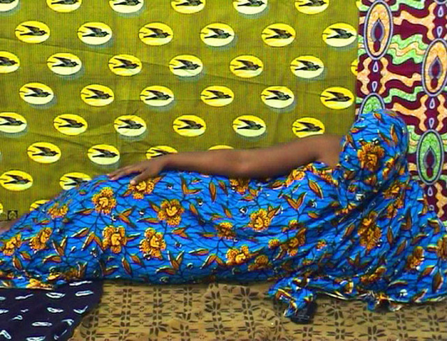 Grace Ndiritu, 'Still Life: Lying Down Textiles', 2005-2007, Inda Gallery
