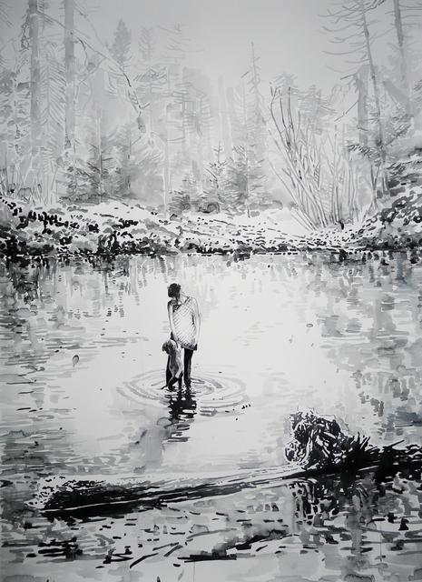 , 'Im Wasser,' 2014, Victor Lope Arte Contemporaneo