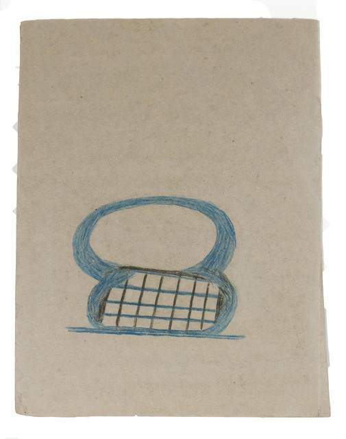 , 'Figure 8 Basket,' , Betty Cuningham