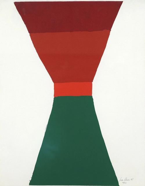 Jack Bush, 'Red Orange Green', 1965, Nikola Rukaj Gallery