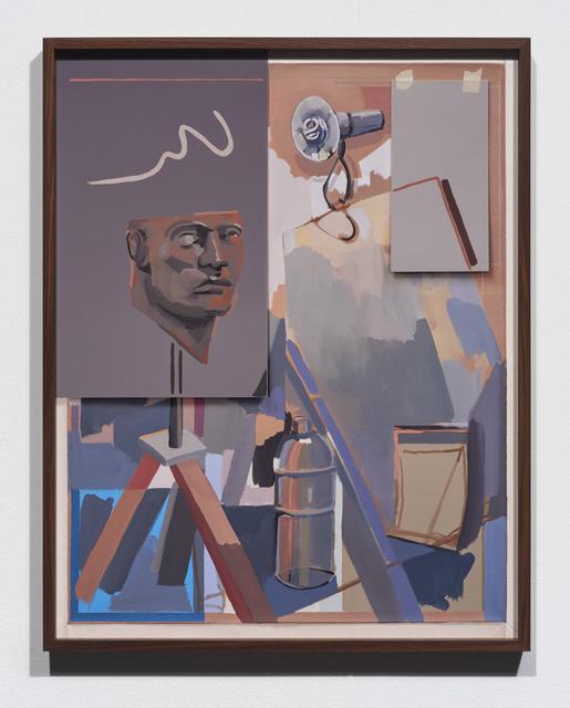 John Houck, 'Sentinel', 2019, Jessica Silverman Gallery