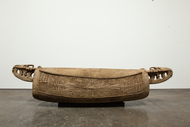 , 'Slit Gong Drum #4,' Early-Mid 20th Century, Bill Lowe Gallery
