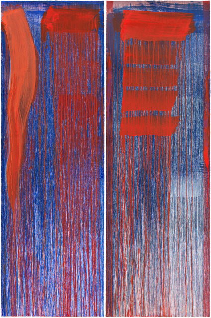 , 'Diptych B,' 2015, Pace Prints