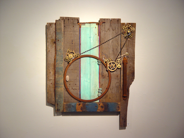 , 'Piece for Fietelson,' 2010, LA Artcore