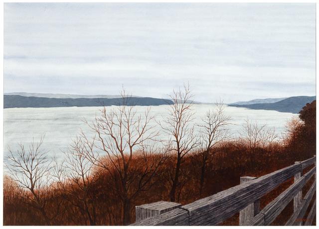 , 'Somber Day,' 2012, Mac-Gryder Gallery