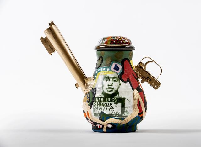 Roberto Lugo, 'To Disarm: Tupac', 2019, Wexler Gallery