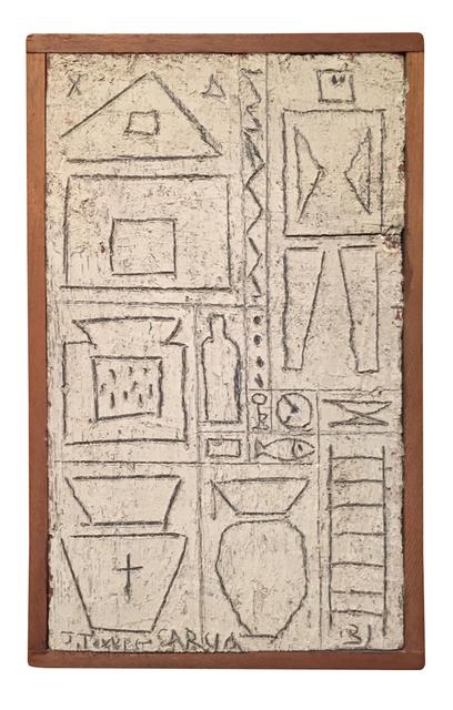 , 'Composición Constructiva,' 1931, RGR+ART