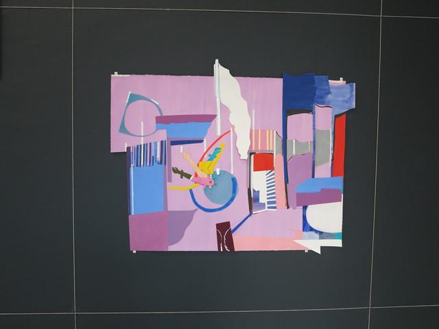 , 'Las Banderas,' 2018, Die Ecke Arte Contemporáneo