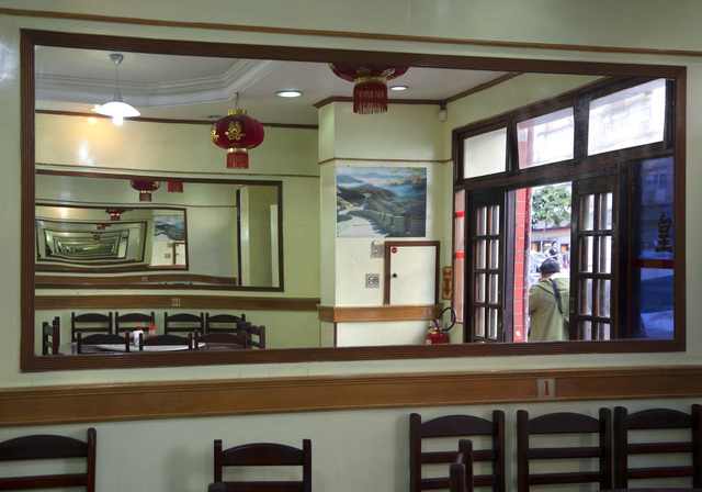 , 'Chinese restaurants in foreign countries #1 异国中餐厅 #1,' 2016, C-Space+Local