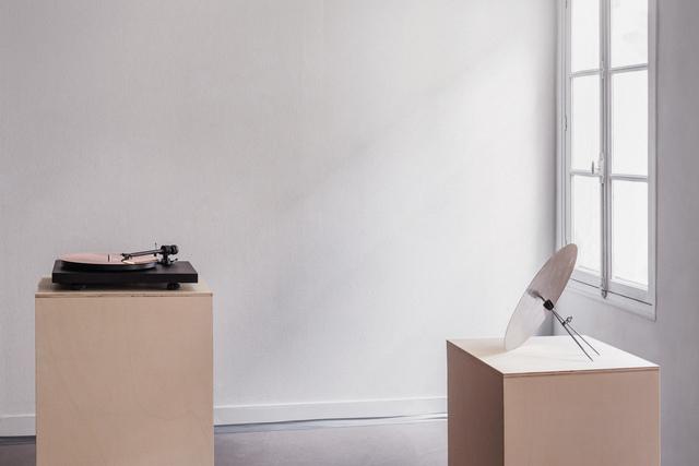 Robin Meier, 'Fossil records', 2015, Galerie Laurent Mueller