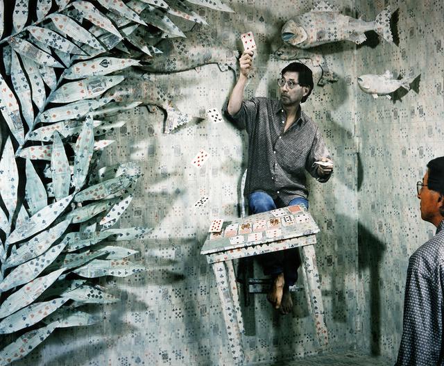 Patrick Nagatani, 'SOLITARIO/SOLEDAD', 1994, Gallery Fritz