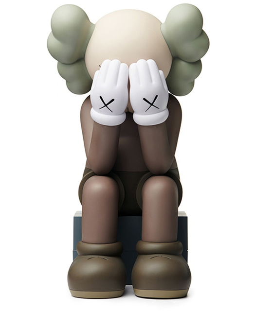 KAWS, 'KAWS Brown Passing Through Companion ', 2018, Lot 180