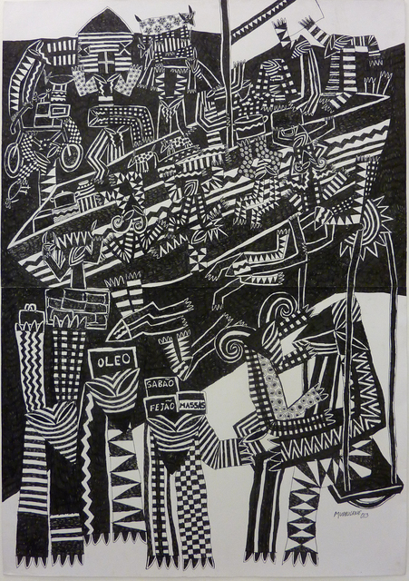 , 'A Arca de Noé de Chokue,' 2013, Galeria 111