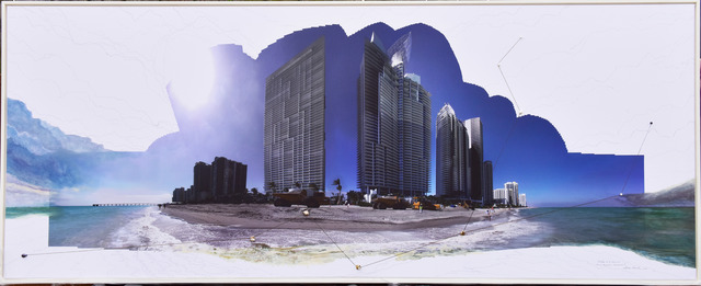 , 'Aquarius I, Series: Miami BeacheS,' 2018, Bernice Steinbaum Gallery